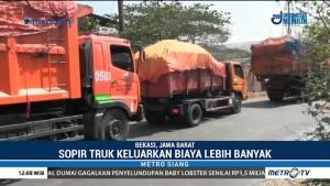 Truk Sampah DKI Terpaksa Lewat Jalur Cibubur dan Cileungsi