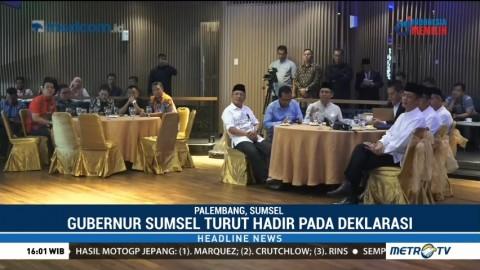 Tim Pembela Jokowi Dideklarasikan di Sumatera Selatan