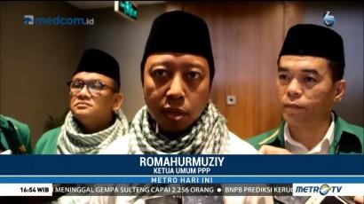 Kader PPP Bersatu Dukung Jokowi-Maruf di Pilpres 2019