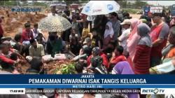Isak Tangis Keluarga Iringi Pemakaman Balita yang Tewas di Dalam Mobil
