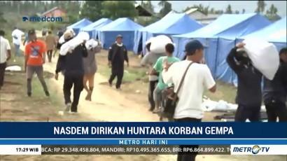 Pemerintah Targetkan 70 Ribu Huntara untuk Pengungsi di Sulteng