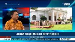 Ini Pengaruh dan Kontribusi Jokowi Terhadap Dunia Muslim Secara Global