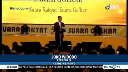 Jokowi Ingatkan Parpol Tak Terjebak Hoaks