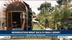 Meningkatkan Minat Baca di Omah Library