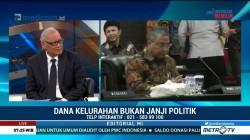 Bedah Editorial MI: Dana Kelurahan bukan Janji Politik