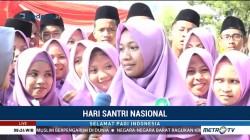 Santri Jawa Tengah Siap Jaga Kedamaian NKRI