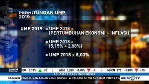 Upah Minimum Provinsi 2019 Naik 8,03 Persen