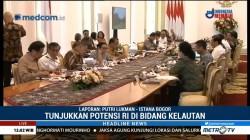 Jokowi Gelar Ratas Bahas Persiapan Konferensi Laut Dunia