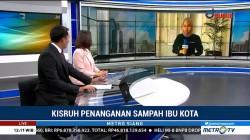 Wali Kota Bekasi Datangi Balai Kota DKI Bahas Penanganan Sampah