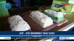 Icip-icip Brownies Tahu Susu