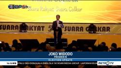 Jokowi: Jangan Dekat ke Rakyat Pas Mau Pilpres dan Pileg Saja