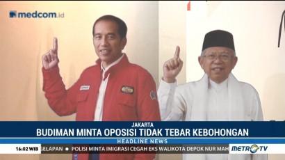 Tim Kampanye Jokowi Minta Kubu Prabowo Berhenti Berbohong