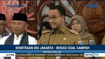 Hubungan Kemitraan DKI Jakarta dan Bekasi Tidak Berubah soal Sampah