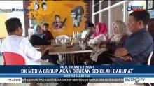 Media Group Rekrut Relawan untuk Mengajar di Sekolah Darurat