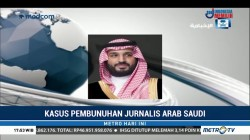 Putra Mahkota Saudi Hubungi Anak Khashoggi
