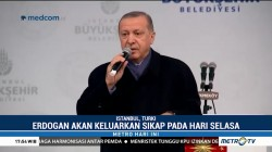 Besok, Erdogan Nyatakan Sikap atas Kasus Khashoggi