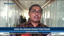 TKN Jokowi Tegaskan Tak Perlu Khawatir soal Dana Kelurahan