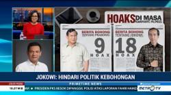 TKN: Kubu Prabowo Pakai Isu Hoaks karena Kesulitan Lawan Jokowi