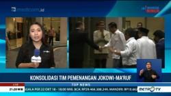 Jokowi Tekankan Tim Kampanye untuk Jauhi Politik Kebohongan