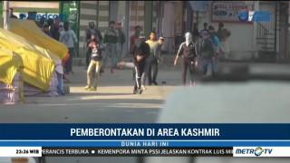 Pemberontakan di Kashmir, 15 Orang Tewas