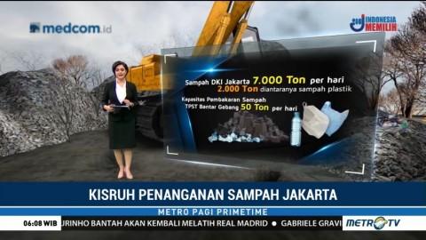Kisruh Pengelolaan Sampah Jakarta (1)