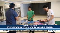 Komunitas Pecinta Mainan di Semarang Galang Bantuan untuk Sulteng