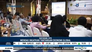 Mendag Ingatkan Tantangan Ekonomi Global