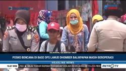 Pengungsi Gempa Sulteng di Balikpapan Berkurang