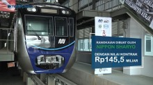 Sudah 96,54 Persen, MRT Siap Mengubah Jakarta