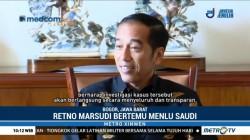 Presiden Jokowi Tanggapi Kasus Jamal Khashoggi