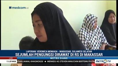 372 Pengungsi Palu di Makassar akan Dipulangkan ke Kampung Halaman