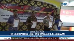Polres Jember Gandeng Relawan Perangi Hoaks Jelang Pemilu
