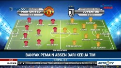 Preview Manchester United vs Juventus