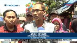 Pedagang Pasar Merasa Jadi 'Alat' Politik Sandi