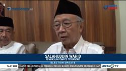 Pengasuh Ponpes Tebuireng Bantah Dukung Prabowo-Sandi