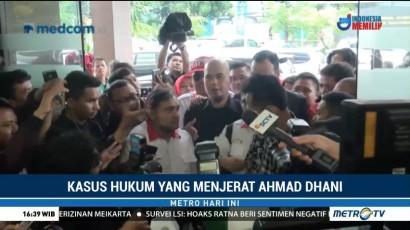 Ini Kasus-kasus yang Menjerat Ahmad Dhani