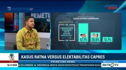 Kasus Hoaks Ratna Berikan Sentimen Negatif Terhadap Prabowo-Sandi