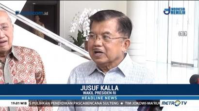 JK: Kepulangan Rizieq Tak Pengaruhi Elektabilitas Jokowi