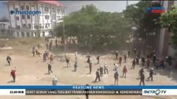 Mahasiswa UIN Makassar Bentrok Akibat Pertandingan Futsal Antar Fakultas