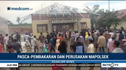 Polisi dan Warga Aceh Tamiang Bermusyawarah Pascapembakaran