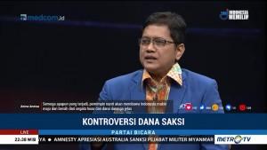 Kontroversi Dana Saksi (3)