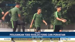Pesona Todd Rivaldo Ferre
