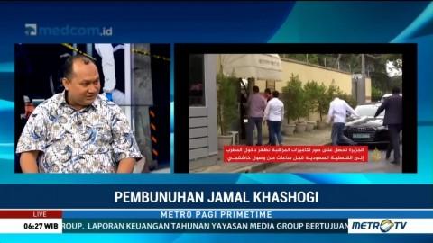 Misteri Pembunuhan Jamal Khashoggi (1)