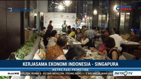 Kerja Sama Ekonomi Indonesia-Singapura