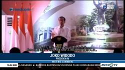 Presiden Jokowi Targetkan 2018 Bagikan 40.000 Sertifikat untuk Warga Jakarta Selatan