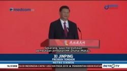 Presiden Xi Jinping Resmikan Jembatan Laut Terpanjang di Dunia