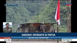 Petugas Buru Kelompok Penyandera 15 Guru di Papua