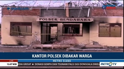 Kondisi Terkini Polsek Bendahara Aceh