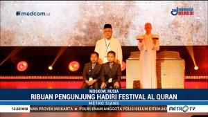 Dua Hafiz Cilik Indonesia Tampil di MTQ Internasional Moskow