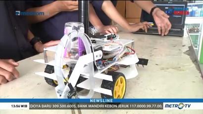 Robot Agrikultur Siswa MTs Torehkan Prestasi Internasional